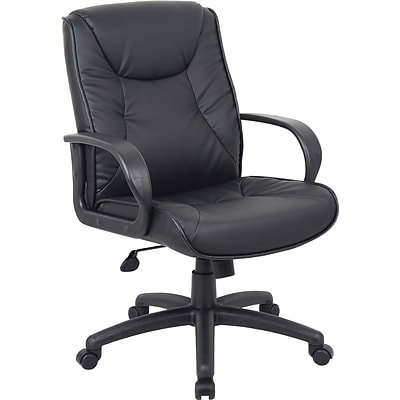 Boss Chairs@Work Executive Mid Back Chair