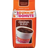 Dunkin Donuts® Original Blend Ground Coffee, Medium Roast, 12 oz. Bag (SMU00046)