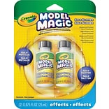 Model Magic Glossy Gold Metallic Glaze, 2/Pk, Metallic Gold