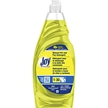 Joy ® Manual Pot and Pan Detergent, Lemon Scent, 38 oz.