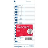 Pyramid® Time Cards for Models 3500 & 3700