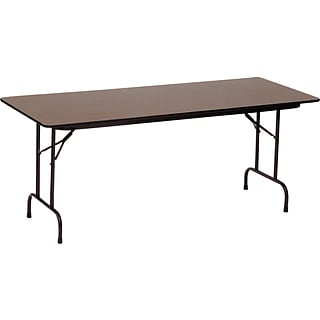 Correll 60Wx30D Folding Banquet Table