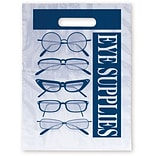 Medical Arts Press® Eye Care Non-Personalized 1-Color Supply Bags, 9x13, Eye Supplies