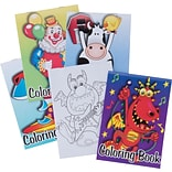 SmileMakers® Coloring Books; Fun