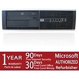 Refurbished HP Elite 8000 C2D 3.0GHz 8GB DDR3 1TB HDD DVD W7Pro 64 SFF