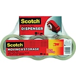 Scotch Mailing & Storage Tape Bonus Pack