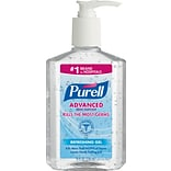 Purell® Advanced Hand Sanitizer, 8oz