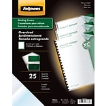 Fellowes® Frost Presentation Binding Covers