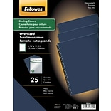 Fellowes® Thermal Binding Covers
