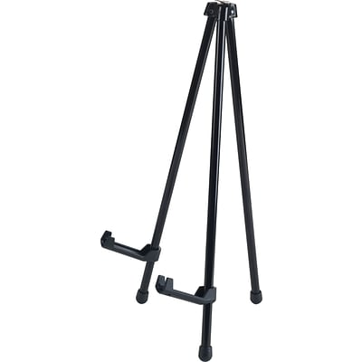 Staples Tabletop Quick Easel, Black, 14H (28224US/50448US)