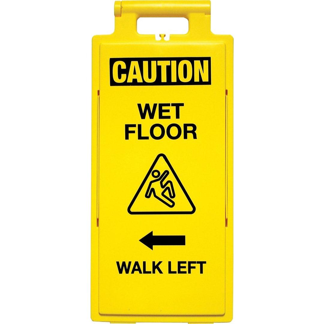 Cortina Lamba Safety Floor Sign
