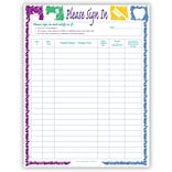 patient sign in sheets for your medical practice quill com