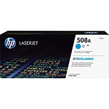 HP 508A Cyan Original Toner Cartridge (CF361A)