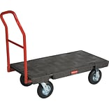 Rubbermaid 24X48 Commercial Platform Truck