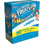 Mini Rice Krispies® Treats 50/Bx