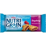 Kelloggs® Raspberry Flavored Nutri-Grain Bars, 1.3 oz. per bar, 16/Bx