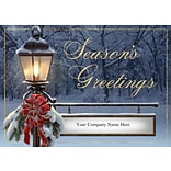 Holiday Expressions® Holiday Cards; Light the Way, Self-Seal Envelopes