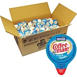 Nestle® Coffee-mate® Coffee Creamer, French Vanilla, 180 Count, .375 oz Liquid Creamer Singles, 180/