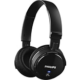 Philips SHB3060 Wireless Bluetooth Headphone, Black