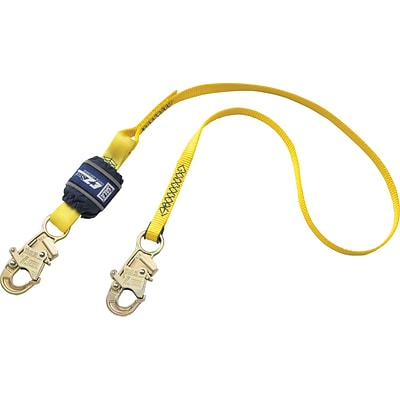 CAPITAL SAFETY GROUP USA Polyester Tie-Off Rescue Shock Absorbing Lanyard