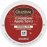 Celestial Seasonings® Cinnamon Apple Spice Tea K-Cup® Pods, 24/Bx