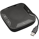 Plantronics, Calisto 610-M USB Corded Speakerphone, Microsoft Optimized