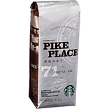 Starbucks Pike Place Ground Coffee Bags