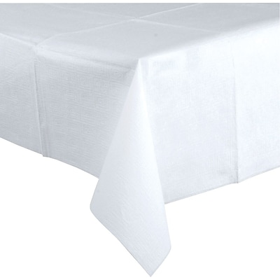 Hoffmaster Tissue and Poly Tablecover