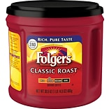 Folgers® Classic Roast Ground Coffee, Regul...