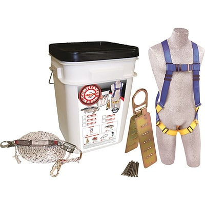 CAPITAL SAFETY GROUP USA Roofers Anchor Kit