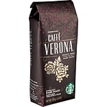Starbucks® Caffe Verona Whole Bean Coffee; 1 lb. Bag