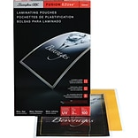 EZUse™ Thermal Laminating Pouches 100/Pk