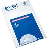 Epson Ultra Premium Photo Paper, 64 lbs., Luster, 13 x 19, 50 Sheets/Pack