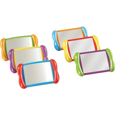 Learning Resources® All About Me Mirror Boards