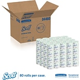 Scott® Bath Tissue, 2-Ply; 80 Rolls