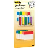 Post-it® Flags & Tabs Value Pack, Assorted Sizes, Assorted Colors, 230/Pack (686-XLP)