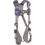 CAPITAL SAFETY GROUP USA Polyester & Aluminum Vest Style Harness, X Large
