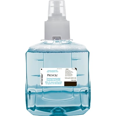 Gojo® PROVON® LTX™ Foaming Antimicrobial Handwash with PCMX, Floral Scent, 1200 mL Refill, 2/Ct