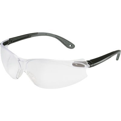 3M Occupational Health & Env Safety HC Protective Eyewear, Clear Lens