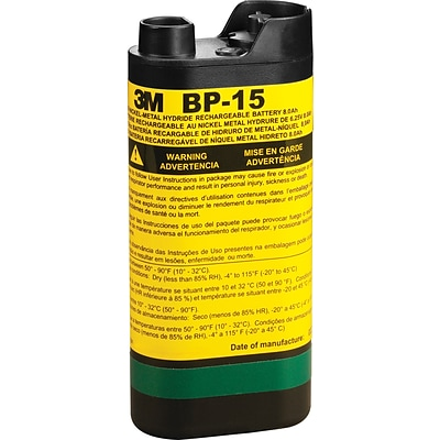 3M Occupational Health & Env Safety Battery Pack