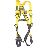 CAPITAL SAFETY GROUP USA Polyester Vest Style Harness Universal