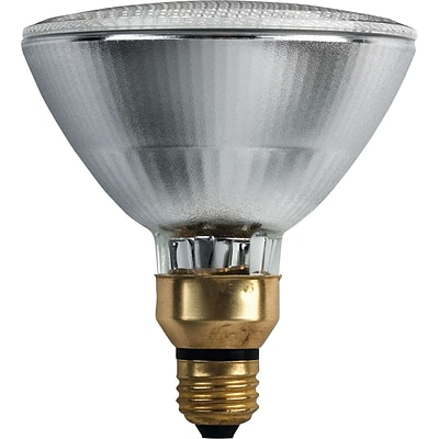 Philips Halogen PAR38 Lamp, 40° Wide Flood, 55 Watts, 12PK