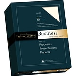 24lb Ivory Exceptional Business Paper