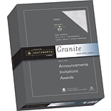 Southworth® Grey Cotton Granite Papers