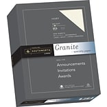 Southworth® Ivory Cotton Granite Papers