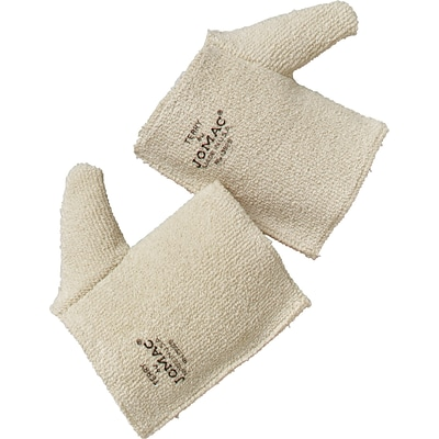 Wells Lamont Natural White Ambidextrous Extra Heavy Terry Cloth Pads