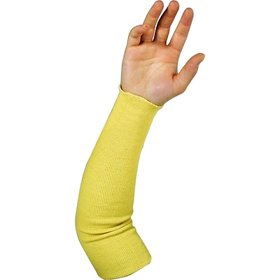 Wells Lamont Yellow & green Cut Resistant Sleeve