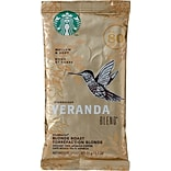 Starbucks Blonde Veranda Blend Ground Coffee Packets