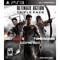 PS3 Square Enix Ultimate Action Triple Pack