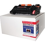 Micromicr MICRTHN81A Black Toner Cartridge